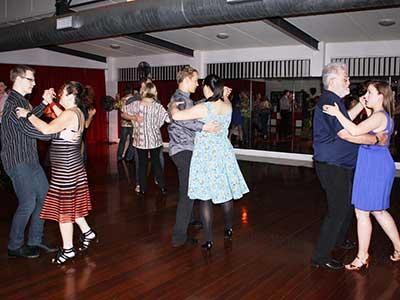 social dance evening 2
